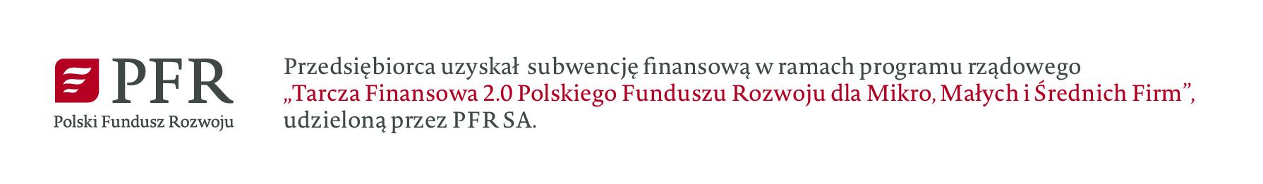 Polski Fundusz Rozwoju - Tarcza Finansowa 2.0